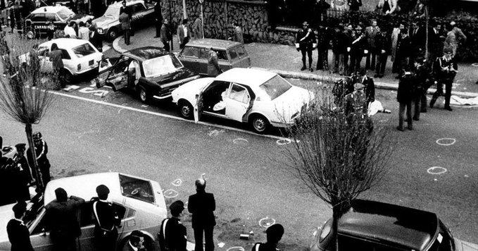 """Aldo Moro, Mattarella: """"16 marzo 1978 data indelebile nella coscienza del popoloitaliano"""""""