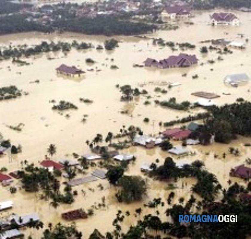 Australia, violente inondazioni nel Nuovo Galles delSud