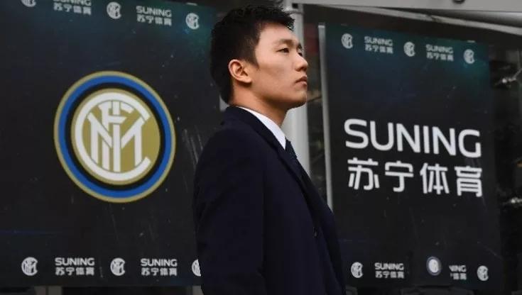 Inter, Zhang: il presidente è arrivato aMilano