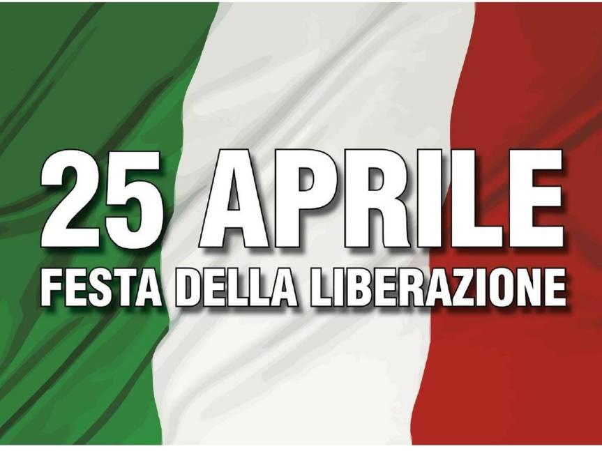 25 aprile – Festa dellaLiberazione