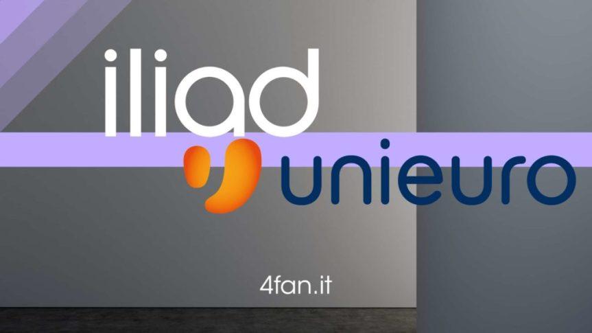 Iliad rileva il 12% di Unieuro e diventa il primoazionista