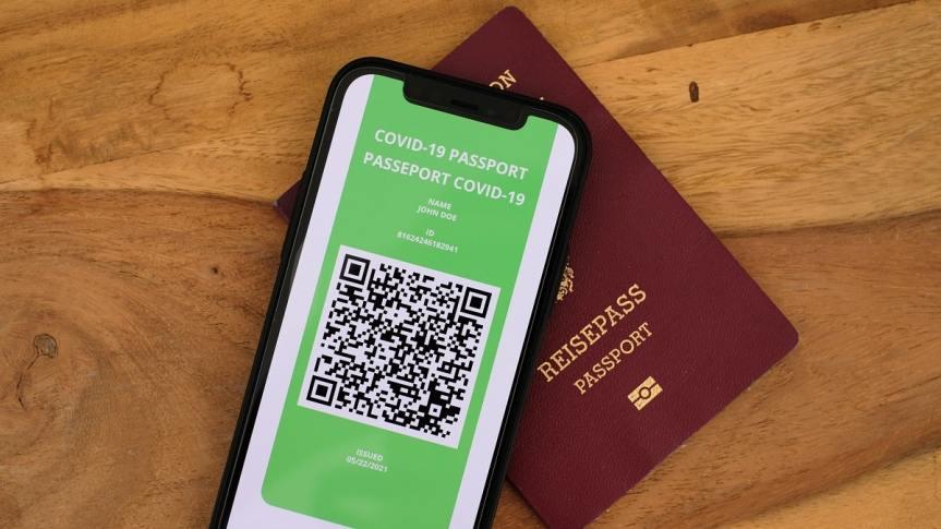 Il QR Code del Green Pass… – Il Green Pass ha un problema……