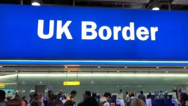 Regno Unito, il caso degli immigrati europei e italiani fermati alla frontiera edetenuti