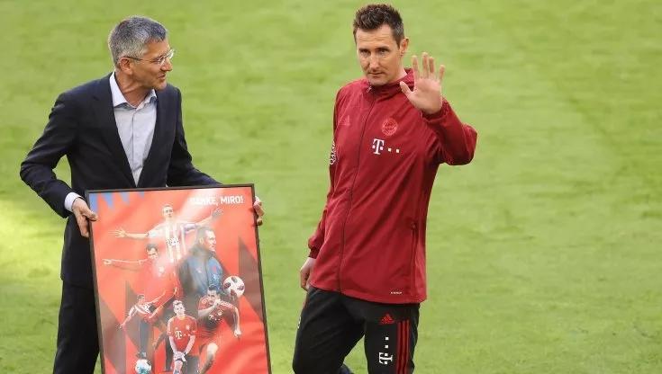 "Germania, paura per Klose: ""Ho due trombosi allegambe"""