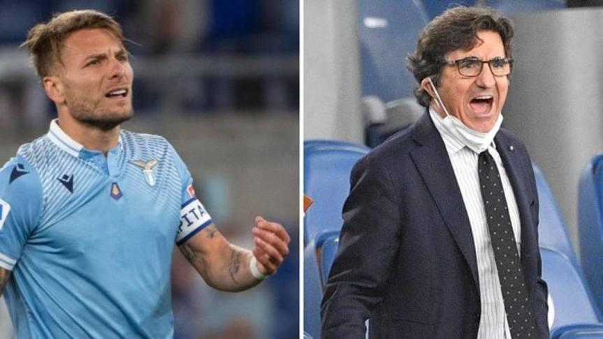 """Immobile contro Cairo: """"Gravi offese e insulti dopo Lazio-Torino"""""""