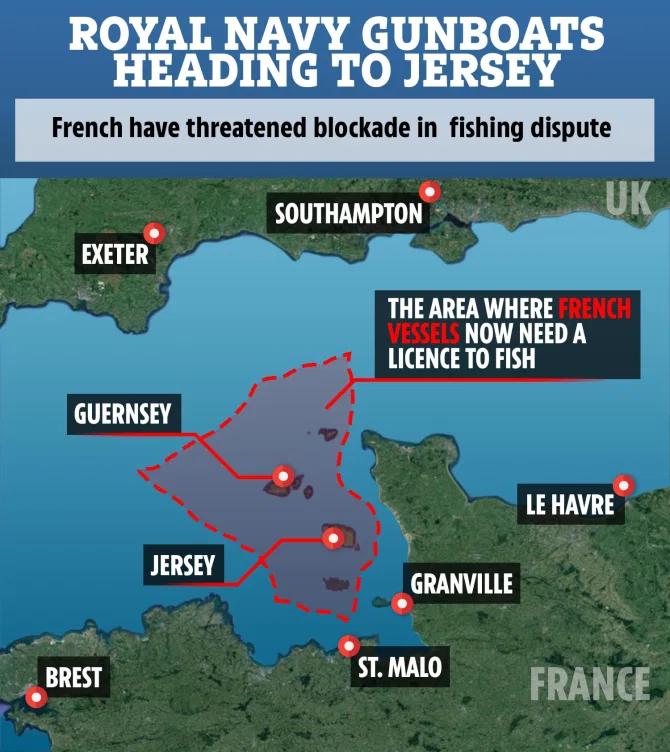Brexit, guerra della pesca con laFrancia:…
