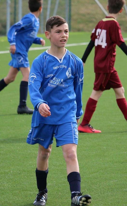 Milo, 13enne promessa del calcio stroncata da un malattia. «Uneroe»