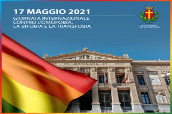 Giornata internazionale contro l'omofobia…