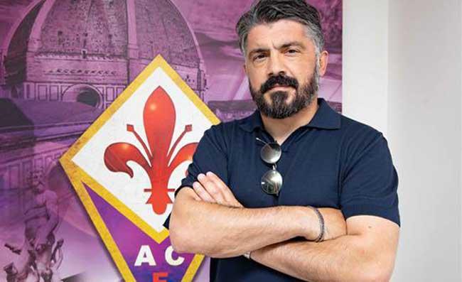 Fiorentina, rottura tra Gattuso e Commisso a causa delmercato
