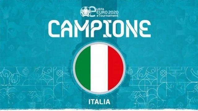 Italia campione d'Europa aWembley