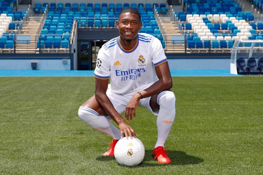 Positivo Alaba, al Real Madrid è allarmeCovid