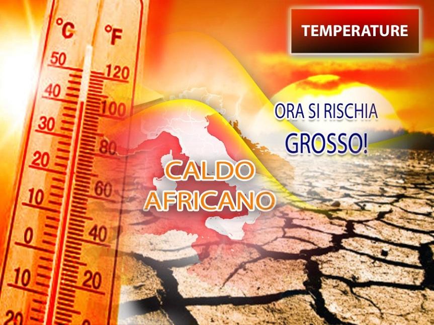 Previsioni meteo, afa e temperature a 40 gradi: in arrivo la seconda ondata di caldo dell'estate